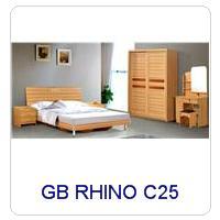GB RHINO C25